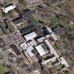 Dorothea Dix Hospital (Google Maps)
