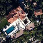 "Paul Allen's ""Villa Maryland"" (Google Maps)"