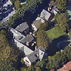 Richard Ziman's house (Google Maps)