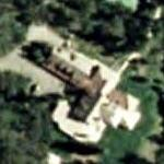 Tom Cruise's House (Google Maps)