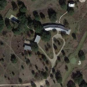 George W. Bush's Prarie Chapel Ranch (Google Maps)