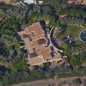 Robert Sussman's House (Google Maps)