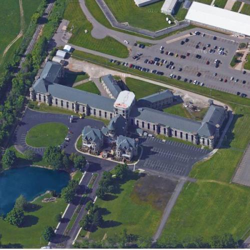 'Shawshank State Prison' (Google Maps)