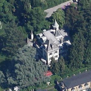 Tina Turner's House (Google Maps)
