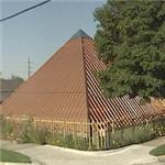 Pyramid of Modern Mummification (StreetView)