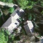 Abe Pollin's house (Google Maps)