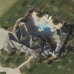 Jeff Burton's House (Google Maps)