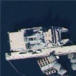 Submarine Rescue Ship USS Pigeon (ASR-21) (Google Maps)
