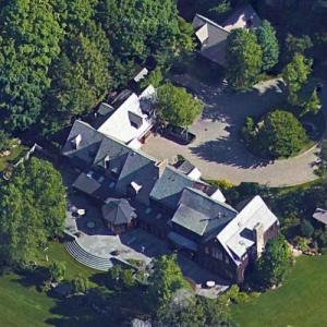 Robert Kraft's House (Google Maps)