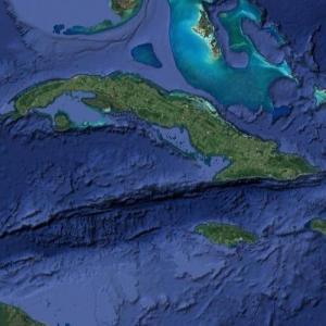 Cuba (Google Maps)