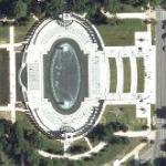 National WWII Memorial (Google Maps)