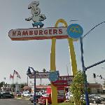 World's Oldest McDonald's restaurant (StreetView)