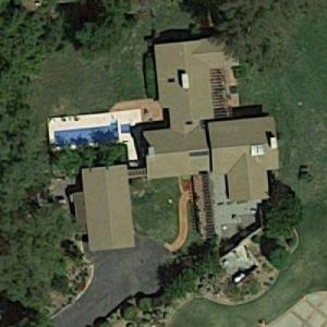 Bill Murray's House (Google Maps)