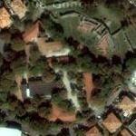 Built over remains of the amphitheatre of Ariminum (Google Maps)