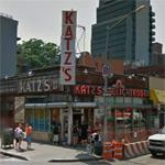 Katz's Deli - (When Harry Met Sally)