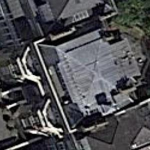 Mick Jagger's House (Google Maps)