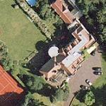 Ronnie Woods' House (Google Maps)