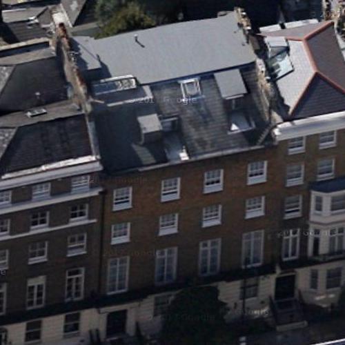 Madonna's House In London, United Kingdom (Google Maps) (#2