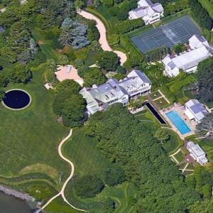 Stephen Schwarzman's Estate (Google Maps)