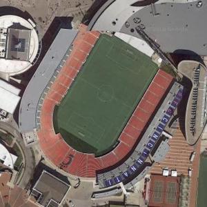 Nippert Stadium (Google Maps)
