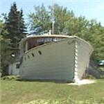 Edmund B. Gustorf Boat House (StreetView)