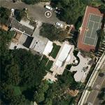 Albert Broccoli's house (former) (Google Maps)