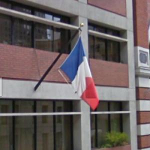 French Flag (StreetView)