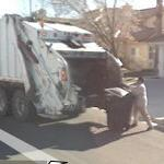 Garbage Men at Work (StreetView)