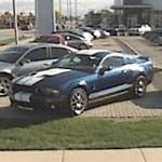 Shelby Mustang (StreetView)