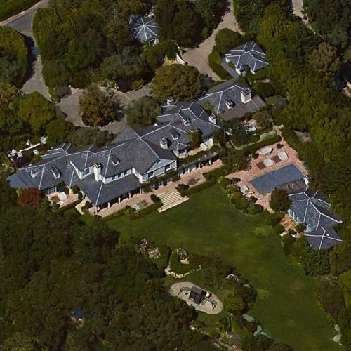 rob lowe u0026 39 s house  former  in santa barbara  ca  google maps