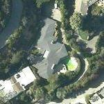 Ronald Reagan's House (former) (Google Maps)