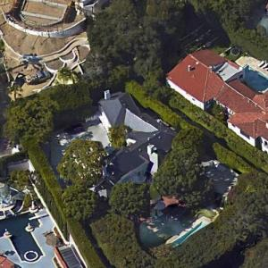Danny Kaye's House (former) (Google Maps)