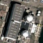 Fessenheim Nuclear Power Plant (Google Maps)