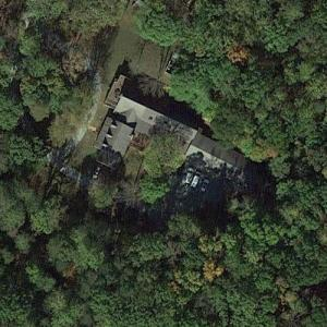Dave Matthews' House (Google Maps)