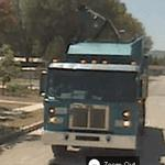 Garbage truck and crew (StreetView)