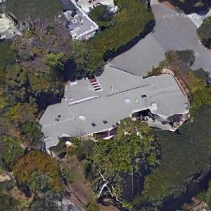 Garth Brooks & Trisha Yearwood's House (former) (Google Maps)