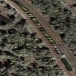 Abandoned 59th GRAU arsenal (Google Maps)