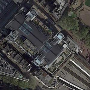 Charing Cross Station (Google Maps)