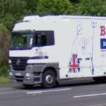 Brittania MB Actros (StreetView)