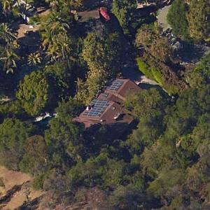 Bill Maher's House (Google Maps)