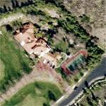 Teemu Selänne's house (Google Maps)