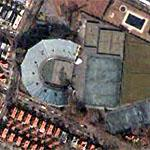 West Side Tennis Club - Old US Open site (Google Maps)