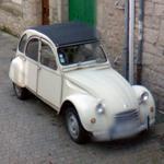 2cv Citroën