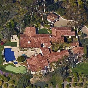 Phil Mickelson S House Former In Rancho Santa Fe Ca 2