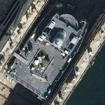 USN experimental Small water area vessel 'Sea Slice' (Google Maps)