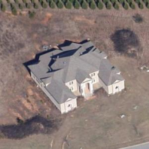 Regina Belle & John Battle's House (Google Maps)