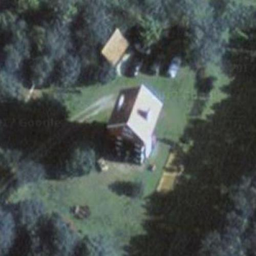 House in the Clouds (Google Maps)