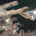 Port of Vigo (Google Maps)