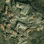 Balestrino - Abandoned Italian hill town (Google Maps)