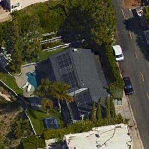 Nick Cassavetes' House (Google Maps)